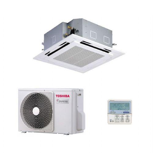 Toshiba Air Conditioning Heat Pump Cassette RAV-SM1104UTP-E 10Kw